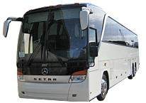 Mercedes Charter Bus