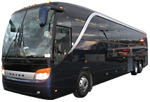 NYC Charter Bus